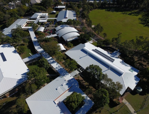 Commercial Roof – Primary School