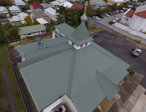 Commercial Roofing – Church